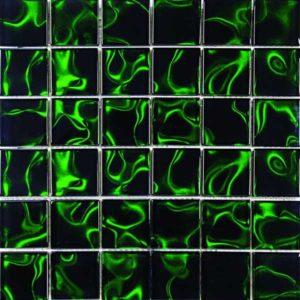 Gạch trang trí Mosaic Thủy Tinh 8A-3D40