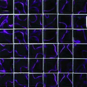Gạch trang trí Mosaic Thủy Tinh 8A-3D60