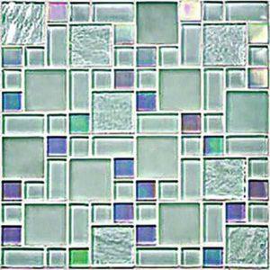 Gạch trang trí Mosaic Thủy Tinh ACM10