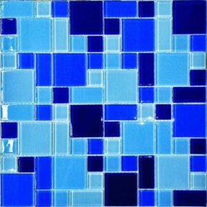 Gạch trang trí Mosaic Thủy Tinh ACM15