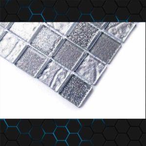 Gạch trang trí Mosaic Thủy Tinh BLGDH531