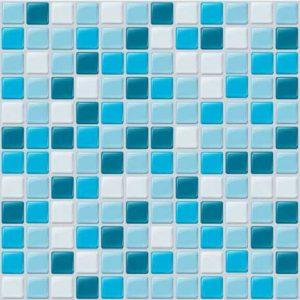 Gạch trang trí Mosaic Thủy Tinh BLH1302N