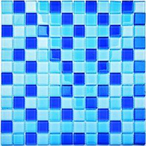 Gạch trang trí Mosaic Thủy Tinh BLH1305