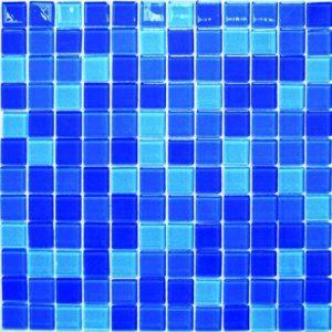 Gạch trang trí Mosaic Thủy Tinh BLH1477
