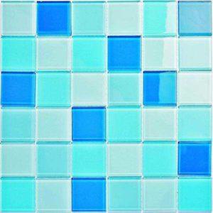 Gạch trang trí Mosaic Thủy Tinh BLH1957C