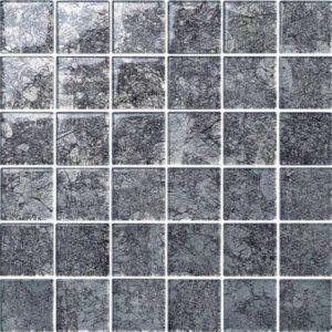 Gạch trang trí Mosaic Thủy Tinh CB028