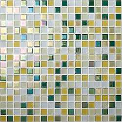 Gạch trang trí Mosaic Thủy Tinh CM152