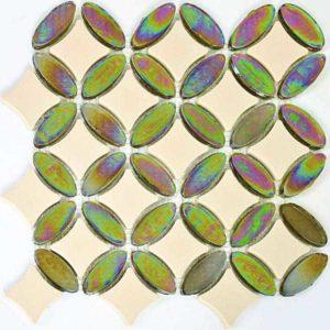 Gạch trang trí Mosaic Men EL0730