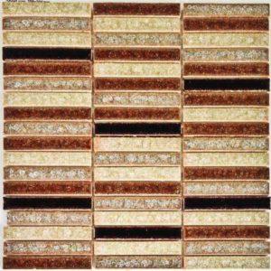 Gạch trang trí Mosaic Men GAL6658
