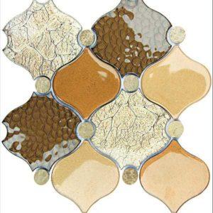 Gạch trang trí Mosaic Thủy Tinh LAK-29