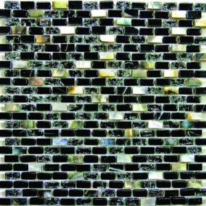 Gạch trang trí Mosaic Kính Thủy LBKS025S