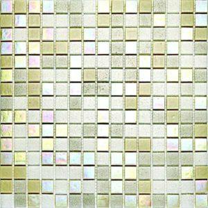Gạch trang trí Mosaic Thủy Tinh Mờ SNLJ-234