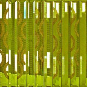 Gạch trang trí Mosaic Kính Thủy XNL-001