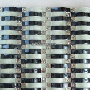 Gạch mosaic 8mm HEA14