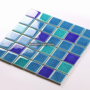 Gạch mosaic gốm HBP-S002MIX
