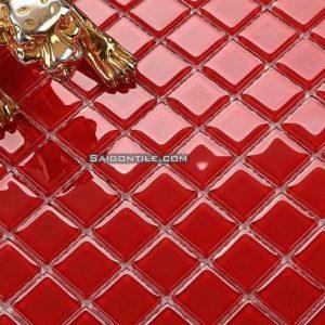 Crystal mosaic TRB005