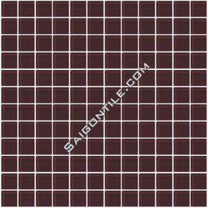 Gạch mosaic thủy tinh đơn sắc TNDB111