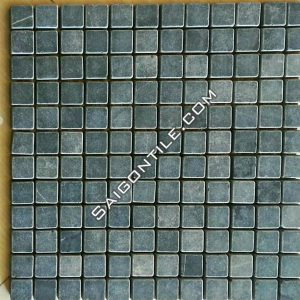 Đá tự nhiên ốp tường - Mosaic đá tự nhiên B01-R