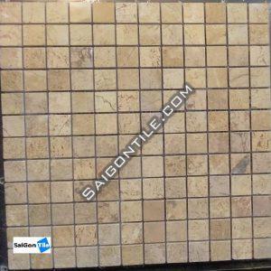 Đá tự nhiên ốp tường - Mosaic đá tự nhiên CM01-P