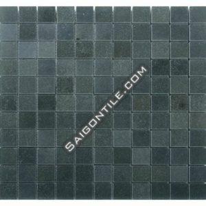 Bluestone mosaic tiles 23x23mm B01-R
