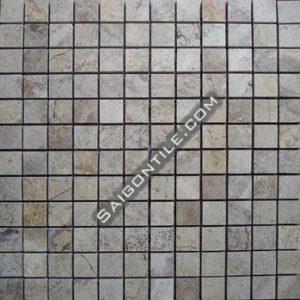 Đá trang trí nội thất mosaic 23x23mm SY01-P