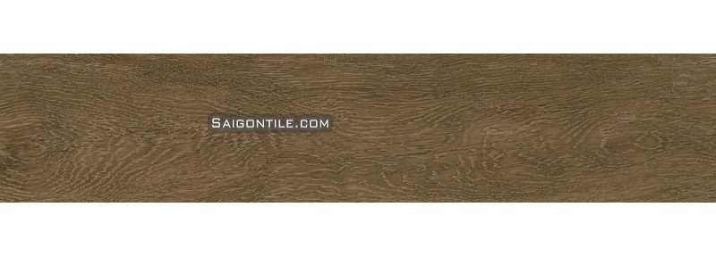 Gạch vân gỗ Bạch Mã 15x90 granite men mờ cao cấp H95002