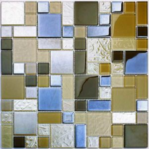 Gạch trang trí Mosaic Thủy Tinh ACM11