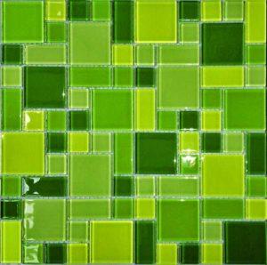 Gạch trang trí Mosaic Thủy Tinh ACM14