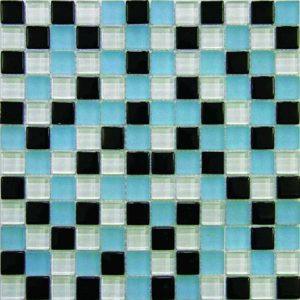Gạch trang trí Mosaic Thủy Tinh BLH-C7114
