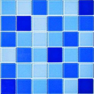 Gạch trang trí Mosaic Thủy Tinh BLH1304