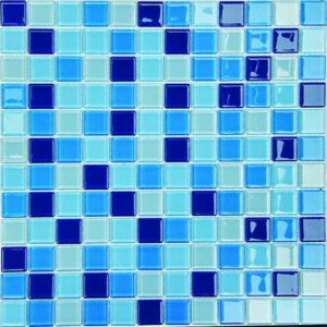 Gạch trang trí Mosaic Thủy Tinh BLH1457