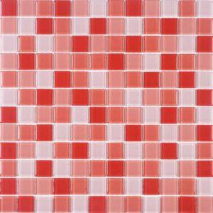 Gạch trang trí Mosaic Thủy Tinh BLH412