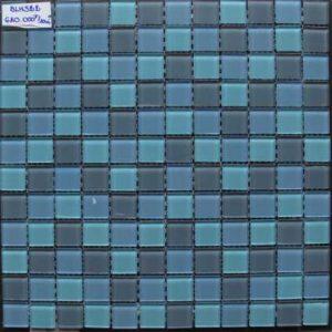 Gạch trang trí Mosaic Thủy Tinh BLH522