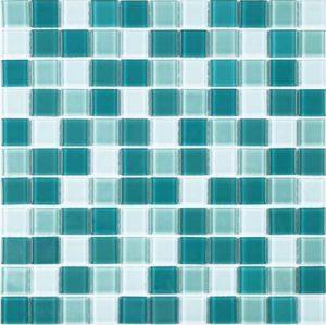 Gạch trang trí Mosaic Thủy Tinh BLH523