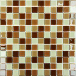 Gạch trang trí Mosaic Thủy Tinh BLH525