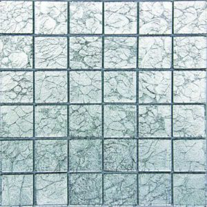 Gạch trang trí Mosaic Thủy Tinh CB011