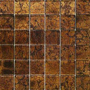 Gạch trang trí Mosaic Thủy Tinh CB014
