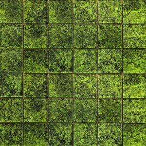 Gạch trang trí Mosaic Thủy Tinh CB035