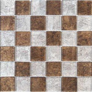 Gạch trang trí Mosaic Thủy Tinh CB1428