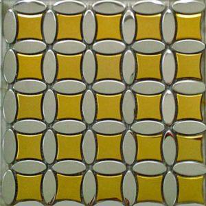 Gạch trang trí Mosaic Kim Loại CH093MX