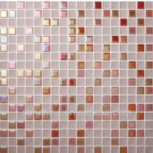 Gạch trang trí Mosaic Thủy Tinh CM157