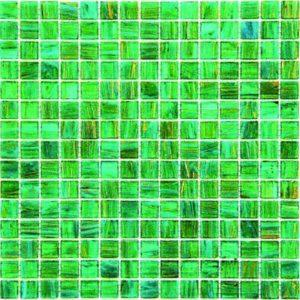 Gạch trang trí Mosaic Thủy Tinh Mờ GA65