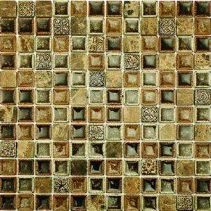Gạch trang trí Mosaic Men GALOS2319