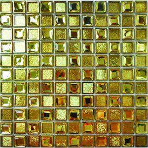 Gạch trang trí Mosaic Kính Thủy GST071D-1