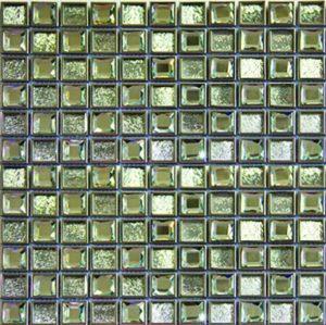 Gạch trang trí Mosaic Kính Thủy GST071D