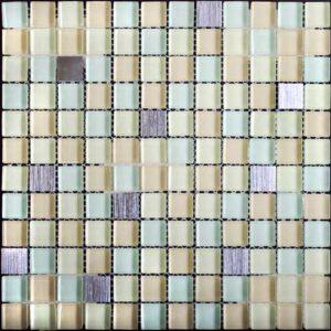 Gạch trang trí Mosaic Thủy Tinh LAG35