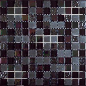 Gạch trang trí Mosaic Thủy Tinh LAH53