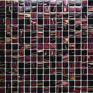Gạch trang trí Mosaic Thủy Tinh Mờ SG22