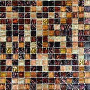 Gạch trang trí Mosaic Thủy Tinh Mờ SGG03