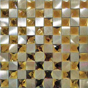 Mosaic kính thủy